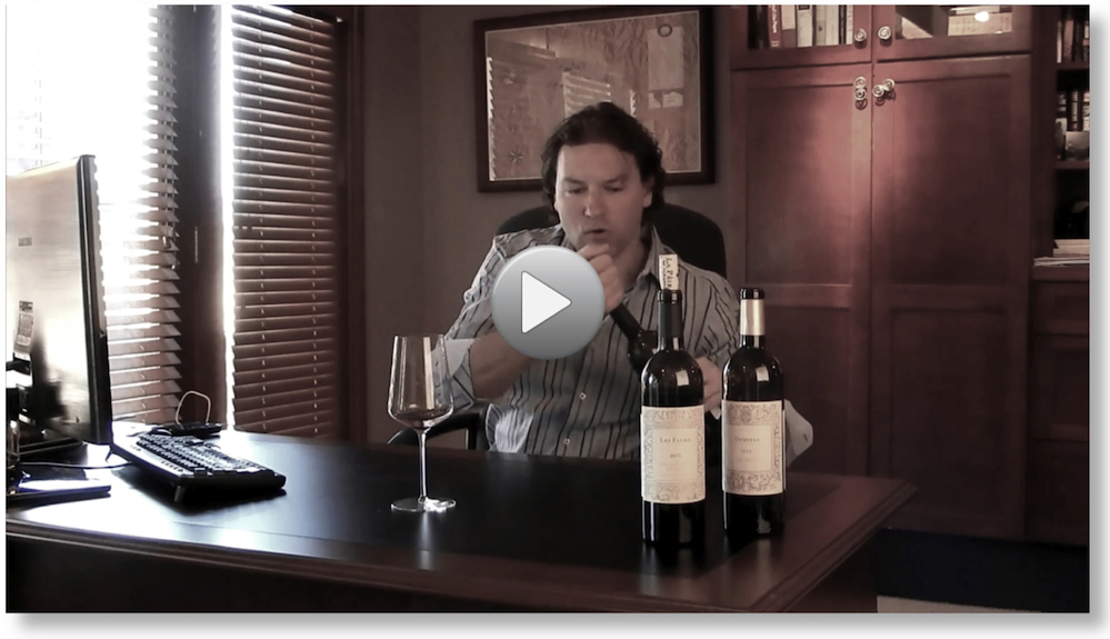 Video: Jeb Dunnuck looks at the La Peira 2011 vintage for the Wine Advocate (subscription required)