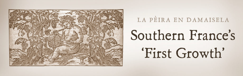 """""""Southern France's First Growth"""" - Andrew McMurray of Zachys on La Peira La Peira"""