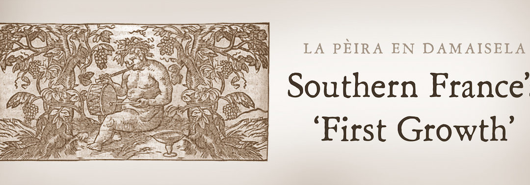 """""""Southern France's First Growth"""" – Andrew McMurray of Zachys on La Peira"""