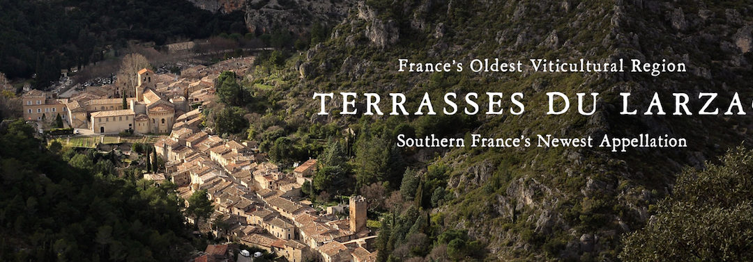 Terrasses du Larzac: France's Oldest Viticultural Region – Southern France's Newest Appellation