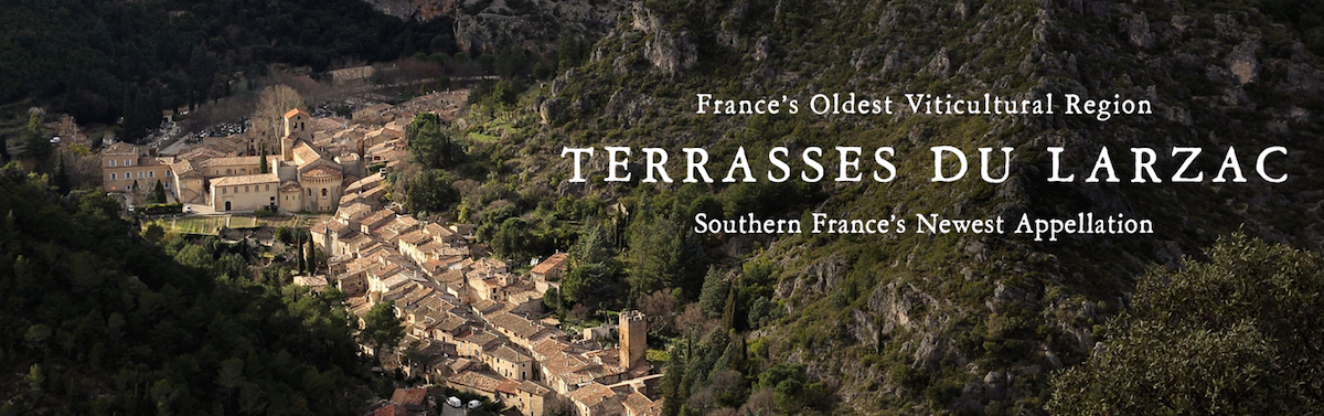Terrasses du Larzac: France's Oldest Viticultural Region - Southern France's Newest Appellation La Peira