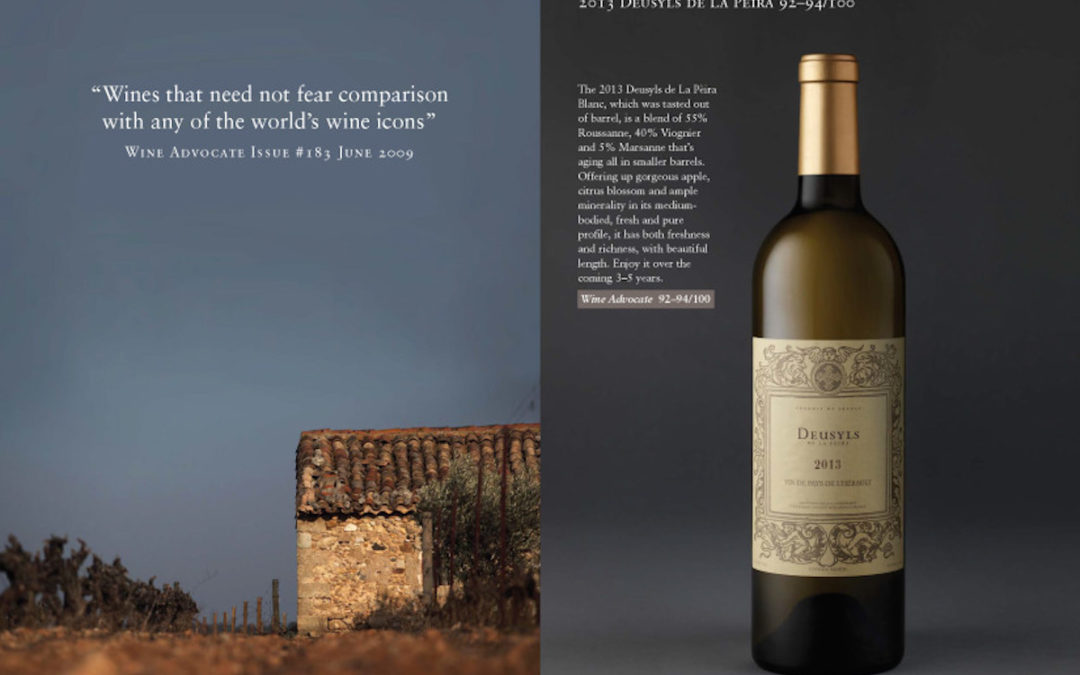 A Look at La Peira's 2012-2013 offering