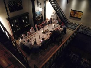 The Judgement of Antwerp: La Peira vs. The First Growths 2005-2015 - Young Charly Dinner La Peira